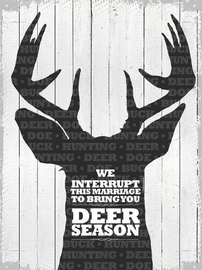 Deer Season 1--Giclee Print