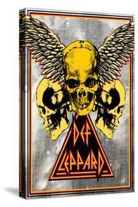 Def Leppard - Bleach and Skulls
