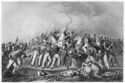 Defeat of the Sealkote Mutineers by General Nicholson's Column, 1857--Giclee Print