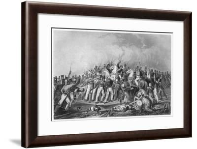 Defeat of the Sealkote Mutineers by General Nicholson's Column, 1857--Framed Giclee Print