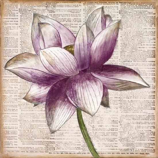 Defined Lotus I-Patricia Pinto-Premium Giclee Print