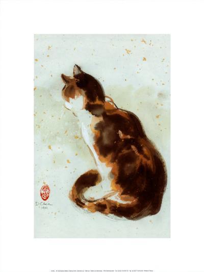 Dehong's Cat-Hu Chen-Art Print