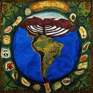 Parana, Brazil I, 1995 by Deirdre Kelly