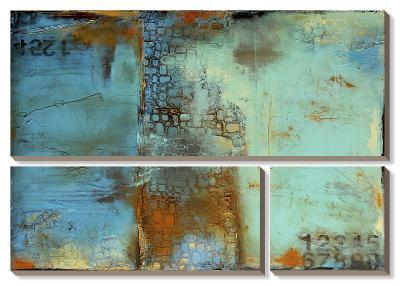 Deja Blue-Erin Ashley-Canvas Art Set