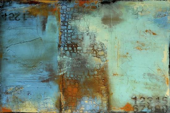 Deja Blue-Erin Ashley-Art Print