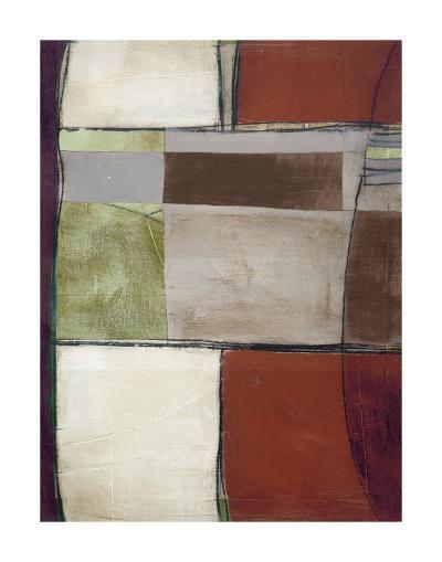 Deja vu II-Luis Parra-Art Print