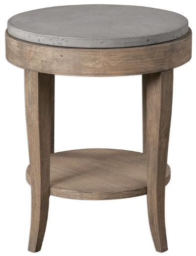 Deka Round Accent Table--Home Accessories