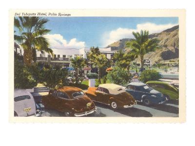 Del Tahquitz Hotel, Palm Springs, California--Art Print