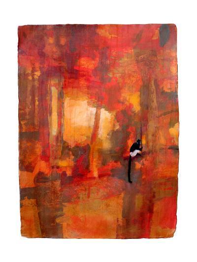 Delacour's Langur, 2008-Charlie Baird-Giclee Print