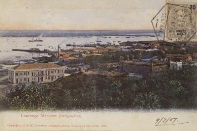 Delagoa Bay and Lourenco Marques, Mozambique--Photographic Print