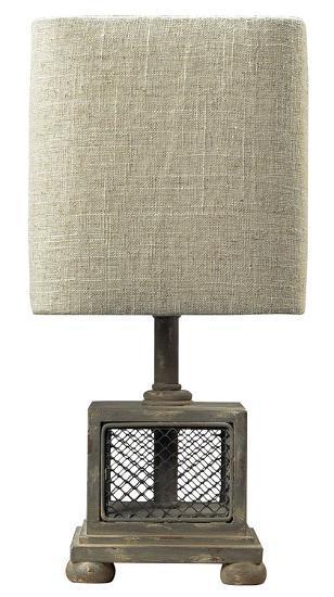 Delambre Mini Table Lamp--Home Accessories