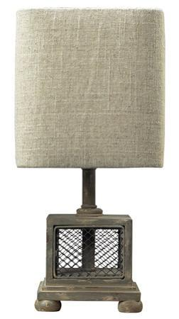 Delambre Mini Table Lamp