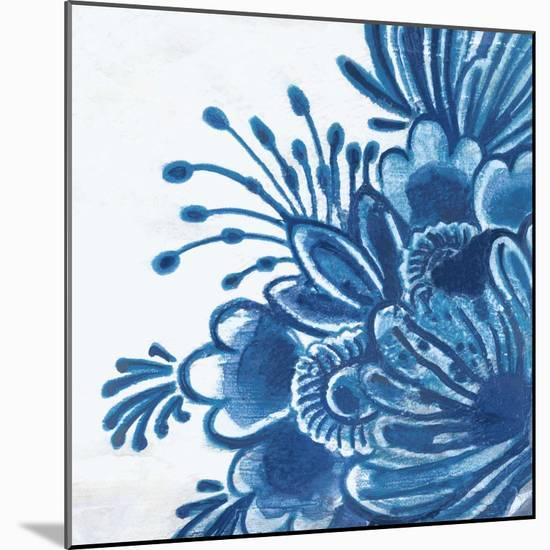 Delft Design I-Sue Damen-Mounted Giclee Print