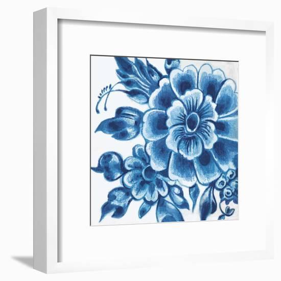 Delft Design II-Sue Damen-Framed Art Print