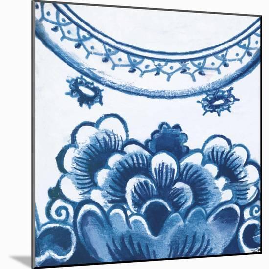 Delft Design III-Sue Damen-Mounted Giclee Print