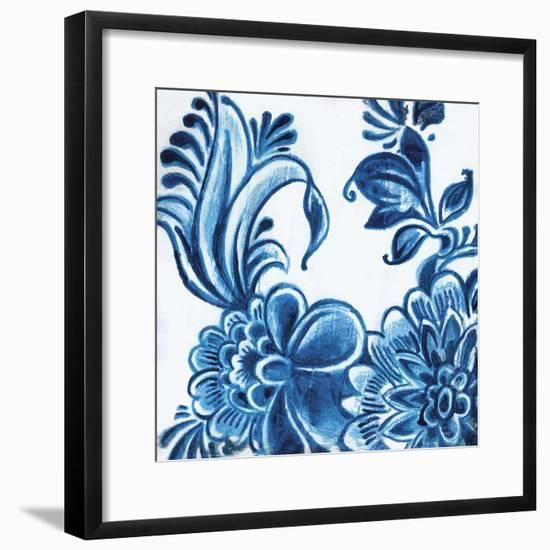 Delft Design IV-Sue Damen-Framed Giclee Print
