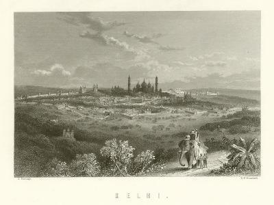 Delhi--Giclee Print