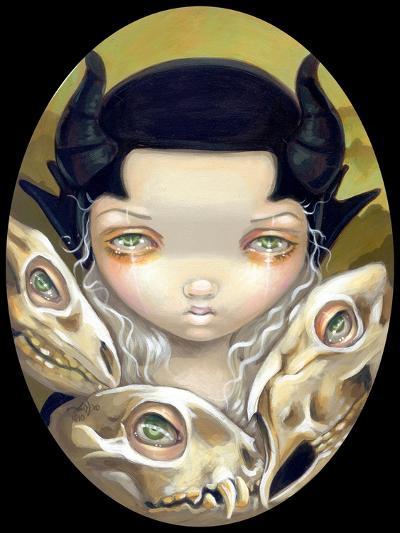 Delicate Bones-Jasmine Becket-Griffith-Art Print