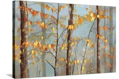 Delicate Branches-Allison Pearce-Stretched Canvas Print