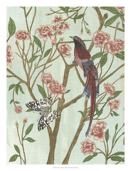 Delicate Chinoiserie III-Melissa Wang-Giclee Print