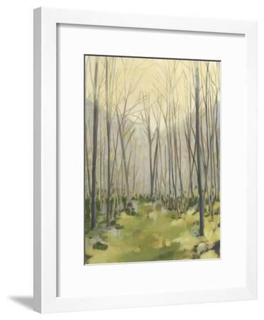 Delicate Forest II-Megan Meagher-Framed Premium Giclee Print