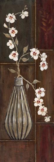 Delicate Orchids II-Jo Moulton-Art Print