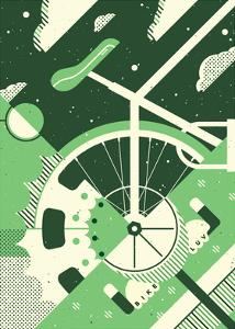 Bike Luv by Delicious Design League