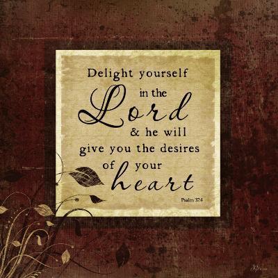 Delight Yourself-Jennifer Pugh-Art Print