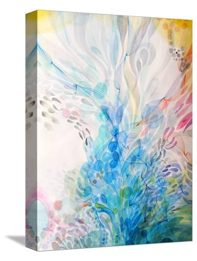 Delight-Helen Wells-Stretched Canvas Print