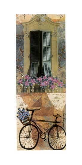 Delivery-Claudette Castonguay-Art Print