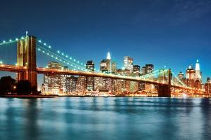 New York City Skyline by dellm60