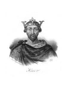 Henri I by Delpech