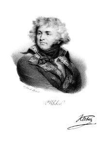 Jean Baptiste Kleber, French Soldier, C1830 by Delpech
