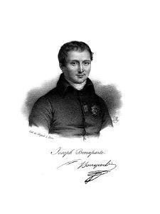 Joseph Bonaparte (1768-184) C1830 by Delpech