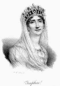 Josephine, Empress of France, C1830 by Delpech