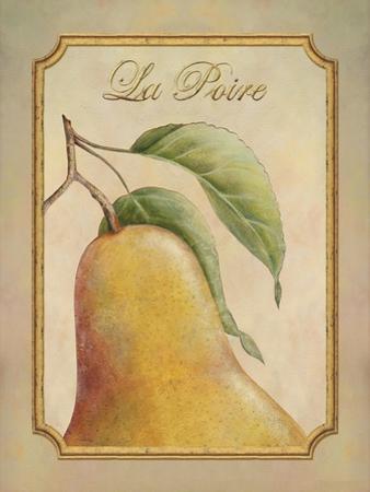 La Poire by Delphine Corbin