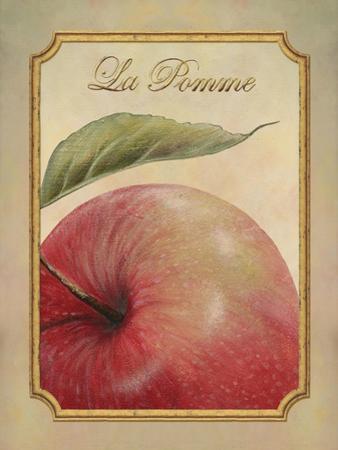 La Pomme by Delphine Corbin