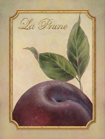 La Prune by Delphine Corbin