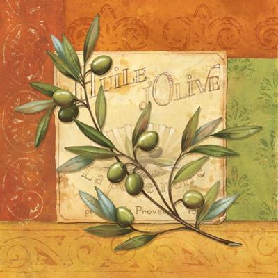 Olives du Midi I by Delphine Corbin