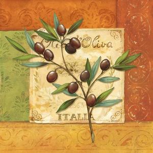 Olives du Midi II by Delphine Corbin
