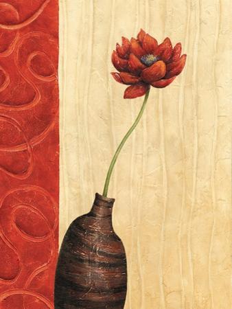 Rouge III by Delphine Corbin