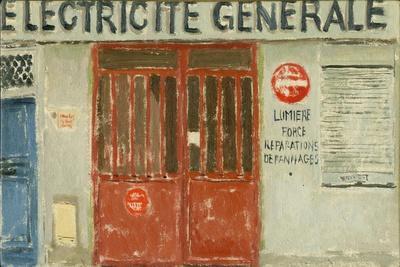 Electricite Generale, 2004