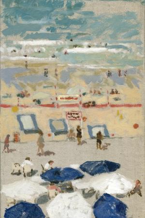 Plage, Biarritz, 1999