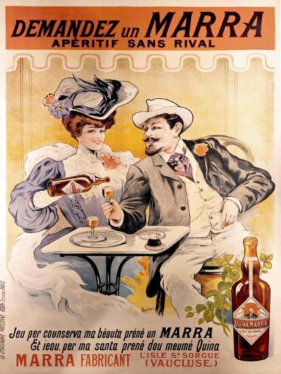 Demandez Marra--Giclee Print