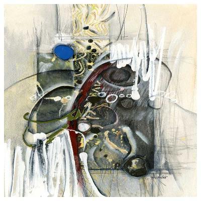 Démarcation-Sylvie Cloutier-Art Print