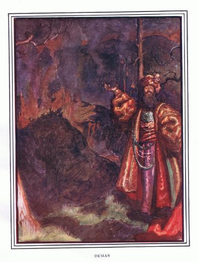 Demas-John Byam Liston Shaw-Giclee Print