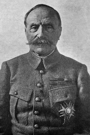 Marshal Ferdinand Foch, French Soldier, C1920