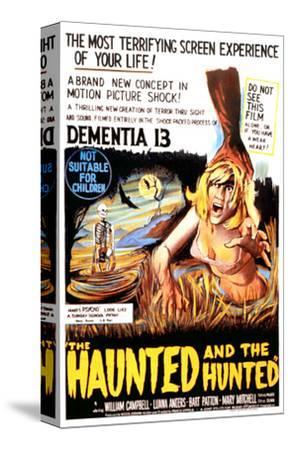 Dementia 13, (aka the Haunted And the Hunted), Luana Anders, 1963