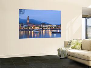 Ascona, Lago Maggiore, Ticino, Switzerland by Demetrio Carrasco