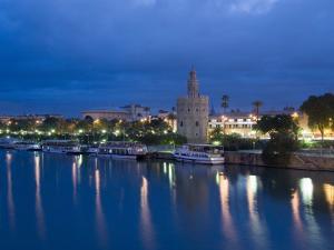 Giralda Tower, Seville, Sevilla Province, Andalucia, Spain by Demetrio Carrasco